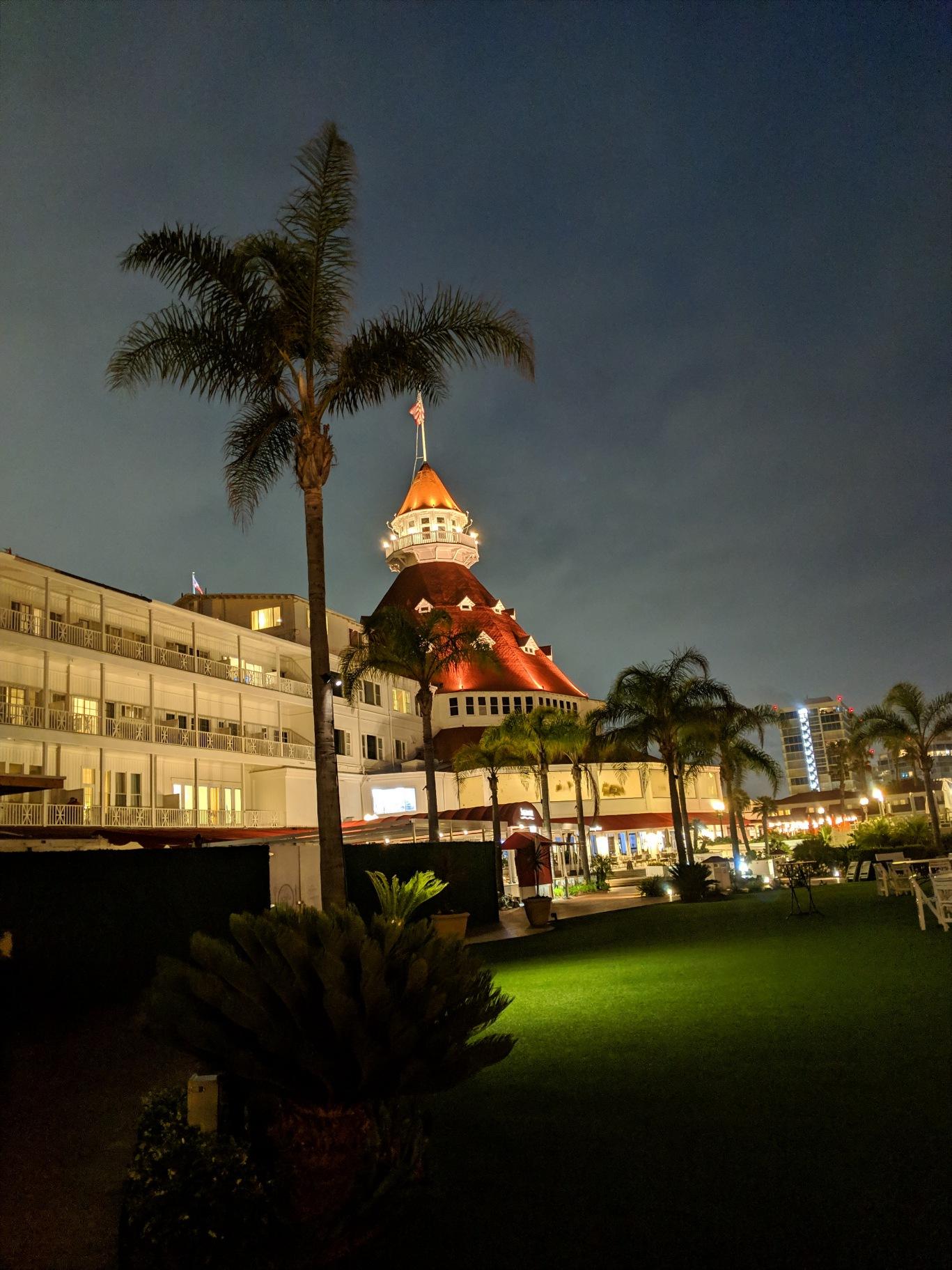 Coronado Island Hotels: Coronado Island, San Diego And La Jolla
